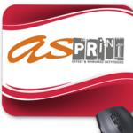mouse pad με εκτύπωση το δικό σας λογότυπο η φωτογραφία
