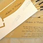 Προσκλητήριο Γάμου Κωδ. 1003
