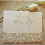 Προσκλητήριο Γάμου Κωδ. 1021