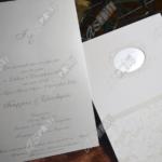 Προσκλητήριο Γάμου Κωδ. 1039