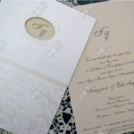 Προσκλητήριο Γάμου Κωδ. 1044