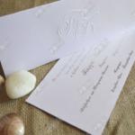 Προσκλητήριο Γάμου Κωδ. 910